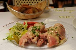 Arturo's -2