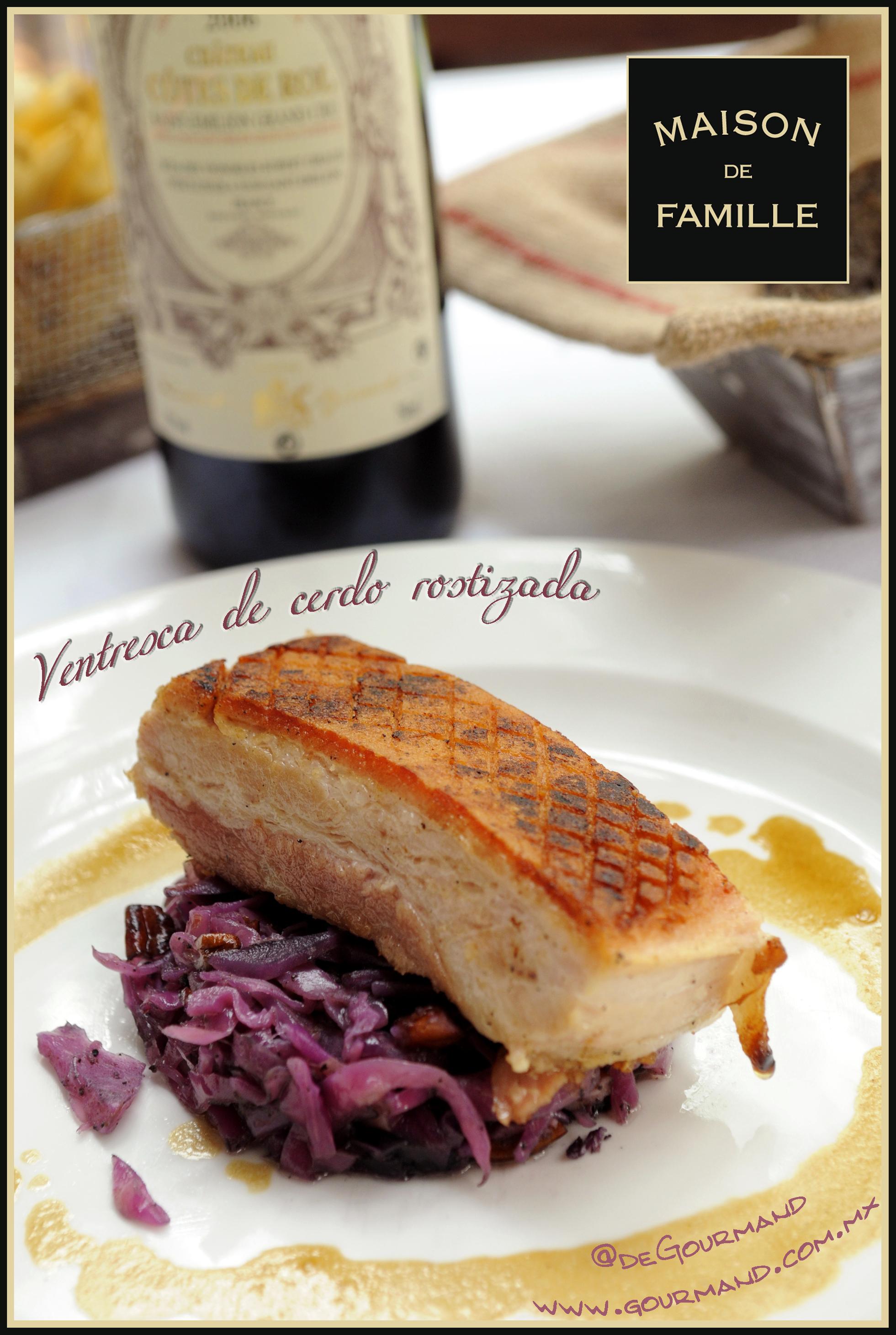 Maison de famille la deliciosa cocina francesa de los for Cocina francesa