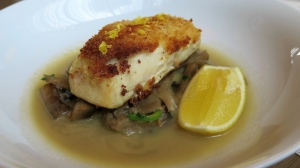bacalao en market kitchen