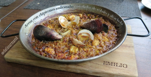 Emilio 6. Arroz con clams -5