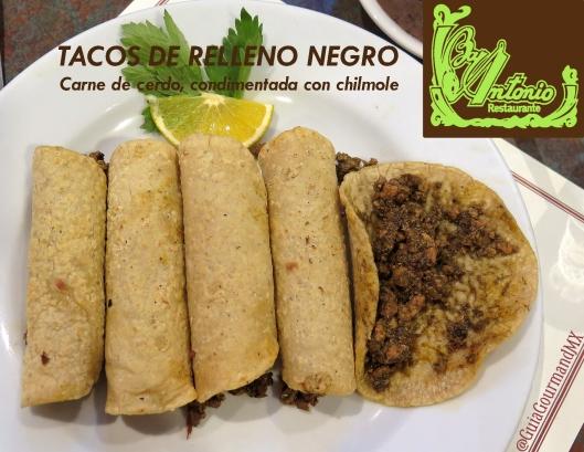 Tacos de negro -1