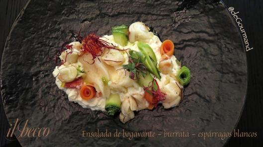 Burrata y Bogavante -1