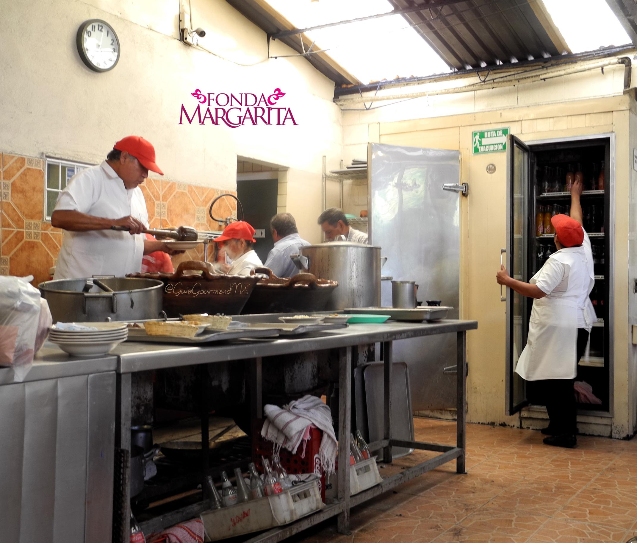 Fonda margarita sabores irresistibles de la cocina for La cocina popular