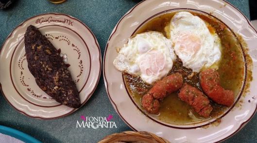 Fonda Margarita estrellados longaniza -6