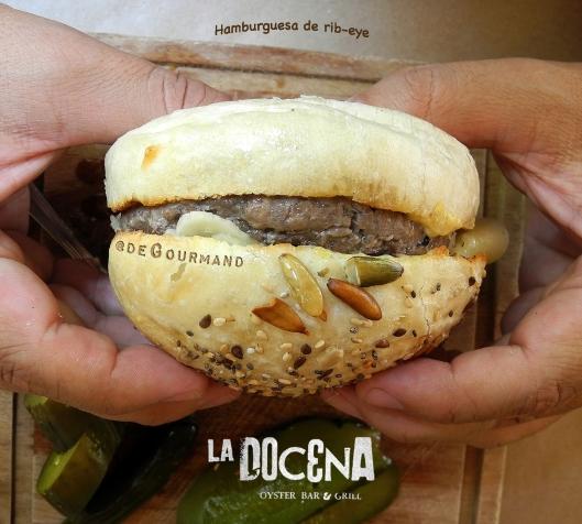 La Docena Burger -12