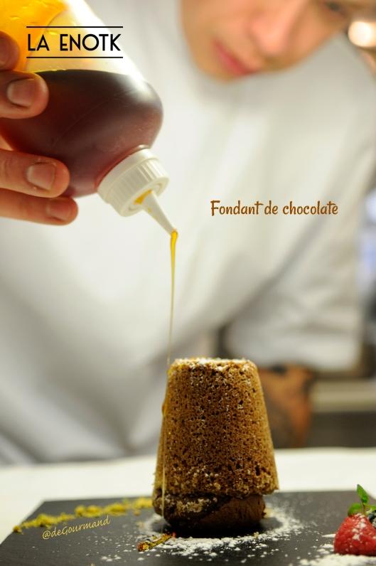 LA ENOTK 2 Pastel de chocolate -47