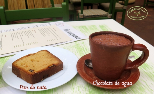 CAFE CASA OAXACA desayuno -6