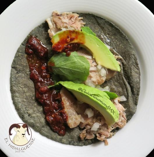 EL HIDALGUENSE taco de barbacha -3