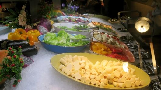 FOGO DE CHAO mesa de mercado