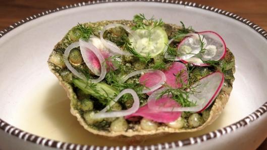 QUINTONIL tostada